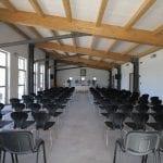foto interno Centro di Comunità Madonna delle Grazie