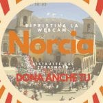 ripristina webcam norcia