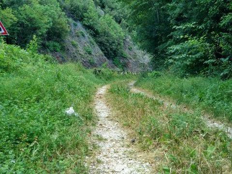 strada valnerina sentiero spoleto norcia